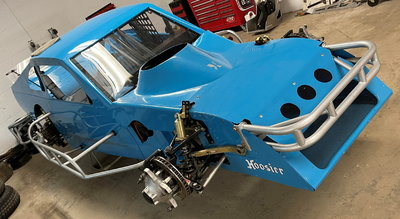 Updated Troyer Modified For Sale