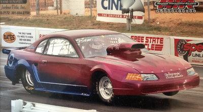 1996 Mustang Race Car
