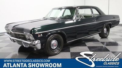 1965 Chevrolet Bel Air 2 Door Sedan