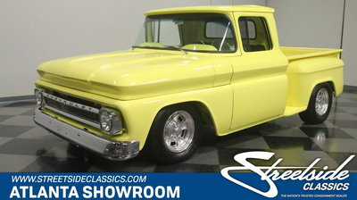 1963 Chevrolet C10 Restomod