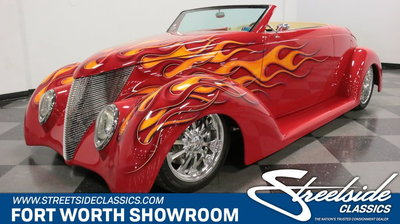 1937 Ford Cabriolet Coast to Coast Roadster