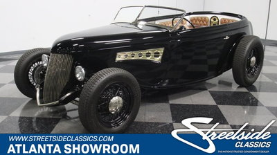 1936 Ford Speedster