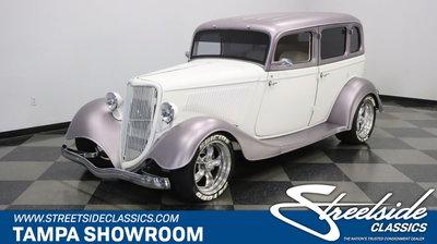 1934 Ford Sedan Streetrod