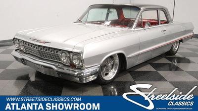 1963 Chevrolet Biscayne Restomod