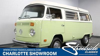 1973 Volkswagen Westfalia Camper Bus