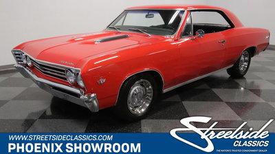 1967 Chevrolet Chevelle SS Tribute