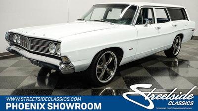 1968 Ford Custom Ranch Wagon