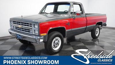 1986 Chevrolet K20
