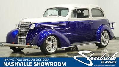 1938 Chevrolet JA Master Deluxe