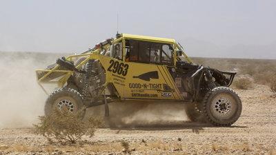 2018 Baja 1000 Winner