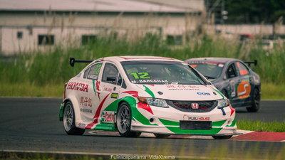 2013 Honda Civic SI Race Car