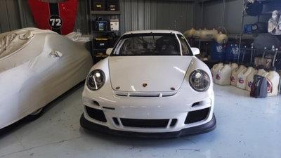 Porsche GT3 Cup car