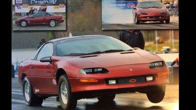 1995 Z/28 Camaro
