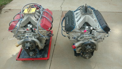 2 All Aluminum Dodge motors for sale with extras