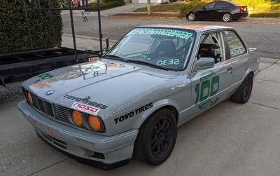 1991 BMW 325is Spec e30