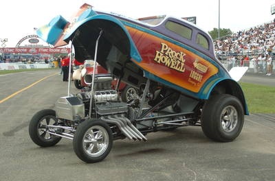 Prock & Howell 33 Willys