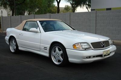 2001 Mercedes-Benz SL