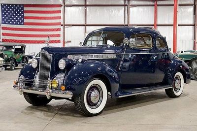 1940 Packard Model 1800