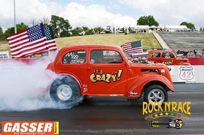 2021 ROCK 'N' RACE HEAD UP DRAG RACING