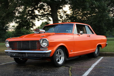 1965 chevy nova ll custom
