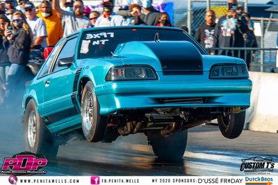1989 Mustang