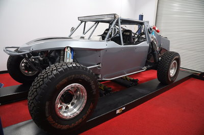 Dezert Dynamics Baja 1000 next month