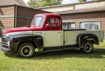 1951 INTERNATIONAL HARVESTER