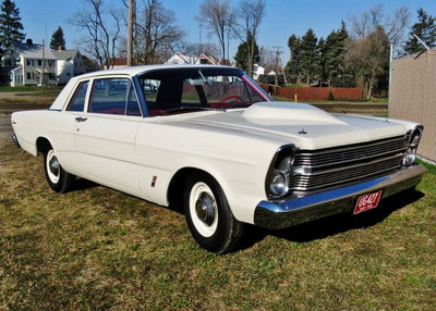 1966 Ford Galaxie 427