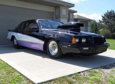 PRICE REDUCED!! Custom 1983 Ford Thunderbird (NOS)