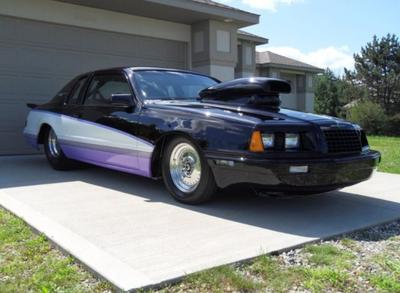 PRICE REDUCED!! Custom 1983 Ford Thunderbird (NOS)