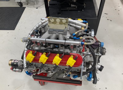 Truck or arca Ilmor engine