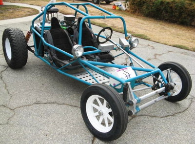 Dirt Buggy / Sandrail Ford 2.3T