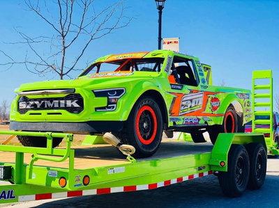 2016 Stamper Pro Lite OffRoad Race Truck