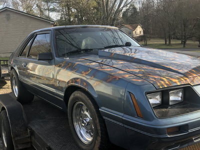 Mustang turbo street car coupe boosted trade