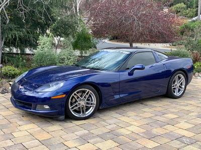 2005 Corvette Built For Autocross