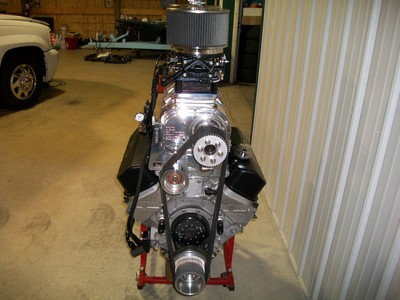 All Aluminum 540ci 1471 Blower Motor Merlin X 9.8