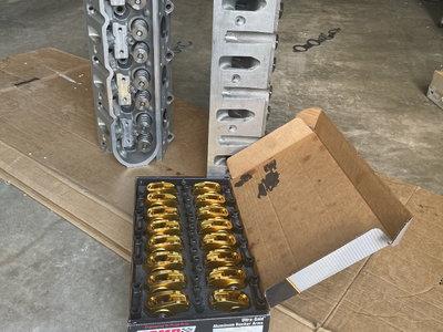 AFR 1510 & Comp Cams Ultra-Gold Aluminum Rocker Arms 1.8