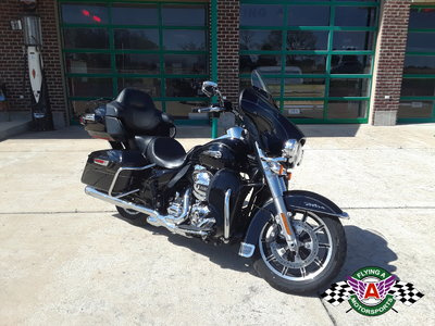 2015 Harley Davidson Electra Glide Ultra Classic Low