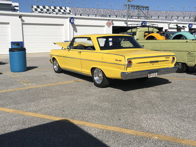 1963 Nova SS