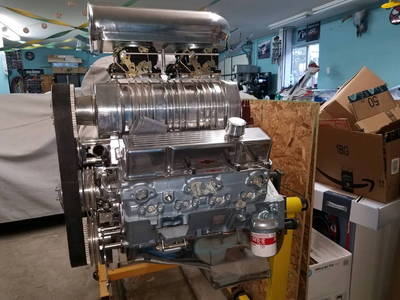 350 Blower Motor