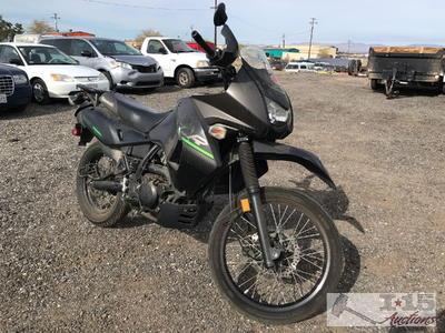 2015 Kawasaki KLR650