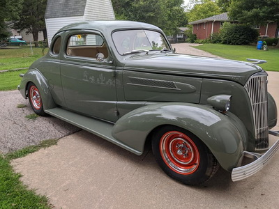 37 Chevy Business Coupe
