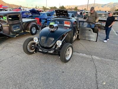 ProStreet V8 VW Bug