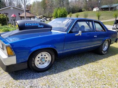 1981 Chevrolet Malibu