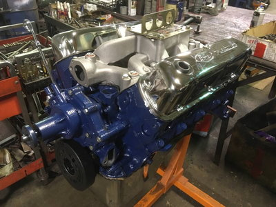 289 Ford crate engine