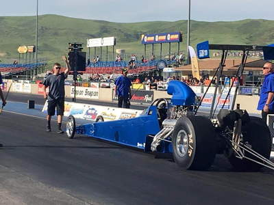"""Top Dragster Advanced 264"""""""