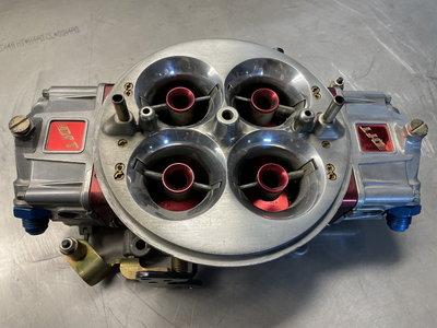 Quick Fuel 1150 Dominator