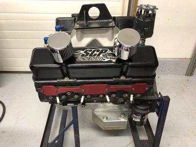 Complete 355 Light Weight Open Motor IMCA UMP ALMOST NEW