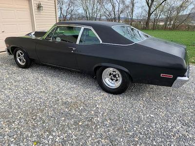 1972 Procharged Small Tire Street/Race Nova