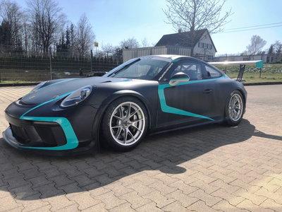 2019 Porsche 911 GT3 Cup